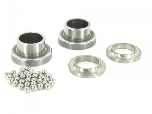 Steering bearing complete (4 shells+balls) for MZ RT125