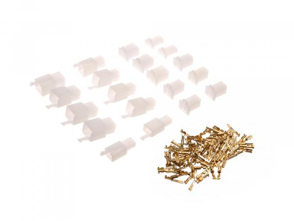 Electrical plug set - 10 pieces