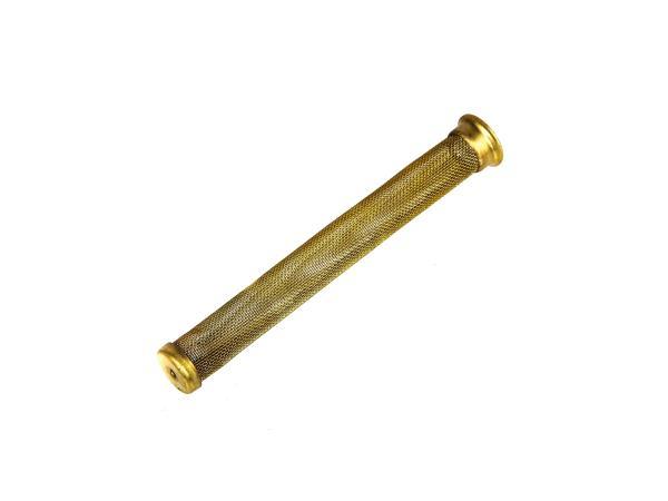 Gasoline cock sieve, brass riser pipe sieve - Simson S51, S50, SR50, Schwalbe, SR4 - MZ ETZ, TS, ES, ETS