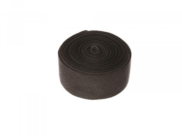Hitzeschutzband Silent Sport, Graphitgrau, 10M x 50mm