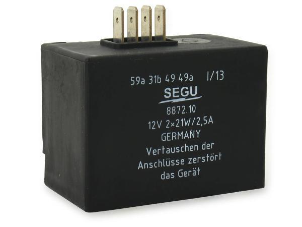 Elba 12V 2x 21W/2,5A, 8872.10/1 - Simson S51, S53, S83, SR50, SR80, SD 25/50