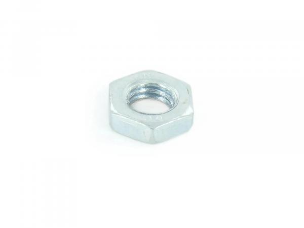 Hexagon nut M10 low form - DIN439B