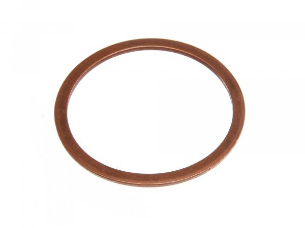 sealing ring Cu A42x49 DIN 7603 R35-3 - union nut elbow (suitable for EMW)