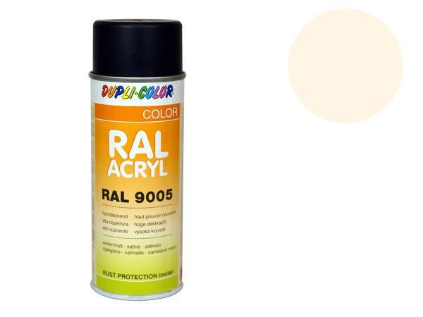 Dupli-Color Acryl-Spray RAL 1013 perlweiß, seidenmatt - 400 ml
