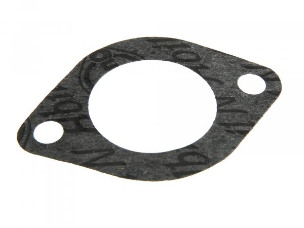 Carburettor gasket - insulating flange R35-3 ( brand: PLASTANZA / material ABIL ) (suitable for EMW)