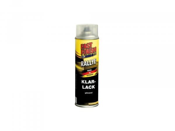Fast Finish Car clear lacquer, glossy 500ml