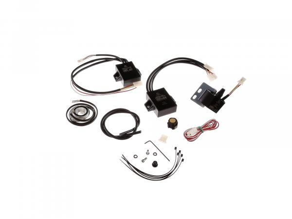 Contactless, fully electronic ignition without alternator for R35-3 R35 (suitable for EMW/ BMW)
