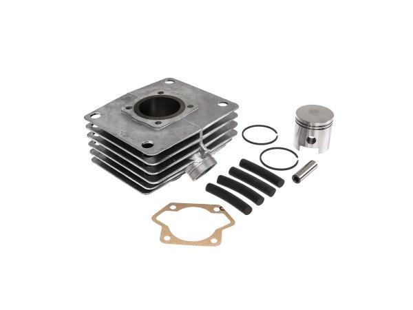 Set: Zylinder mit Kolben, 80ccm, starke Laufbuchse - Simson S70, S83, SR80