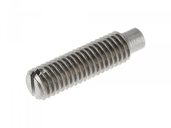 Grub screw for clutch actuation M8x30 - MZ ES125, ES150, ETS125, ETS150, TS125, TS150, RT125 - IWL SR59 Berlin, TR150 Troll