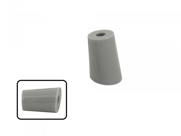 Spacer for carrier in grey - Simson KR51 Schwalbe