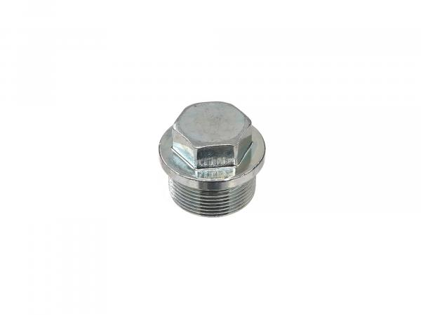 Screw plug M30x1,5 - galvanized for guide tube, support tube (telescopic fork) - MZ ETZ125, ETZ150, ETZ250, ETZ251, ETZ301