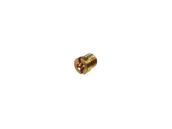 Main nozzle 105 - M6 - MZ RT125/1, RT125/2, RT125/3, ES175, ES175/1, ES250, ES250/1, ES300, BK350 - IWL Pitty, SR56 Wiesel, SR59 Berlin