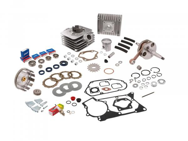 Set: all parts for regeneration: Motor S70 complete