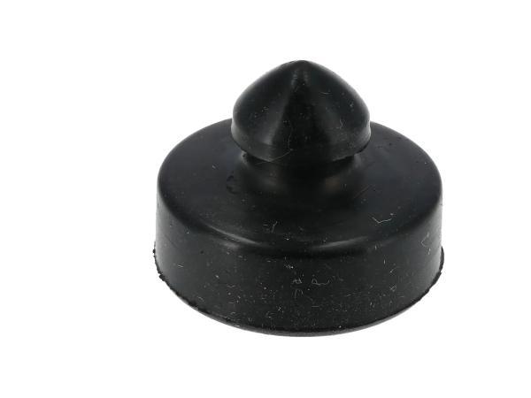 10069239 Gummipuffer für Vordergabel, Fußbremshebel - Simson SR1, KR50, SR2, KR51 - Bild 1