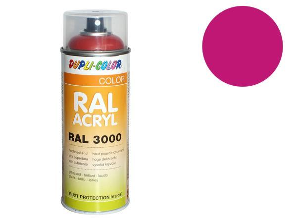 Dupli-Color Acryl-Spray RAL 4010 telemagenta, glänzend - 400 ml