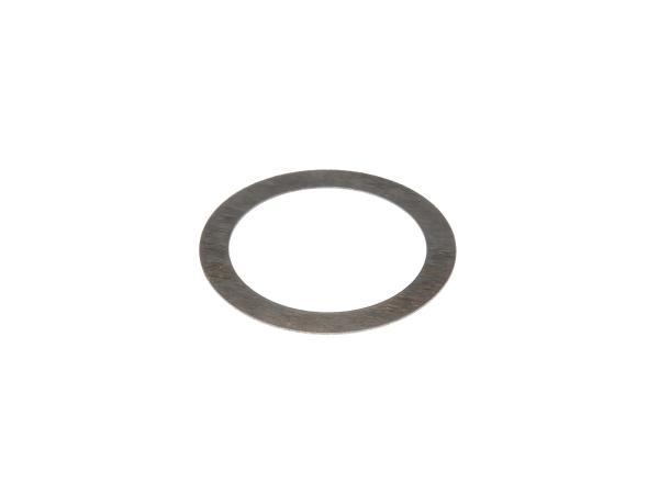 10002099 Ausgleichsscheibe 32 x 42 x 0,5mm (Dichtkappe) - Simson S50, S51, KR51 Schwalbe, SR4, SR50, S53, S70, SR80, S83 - Bild 1