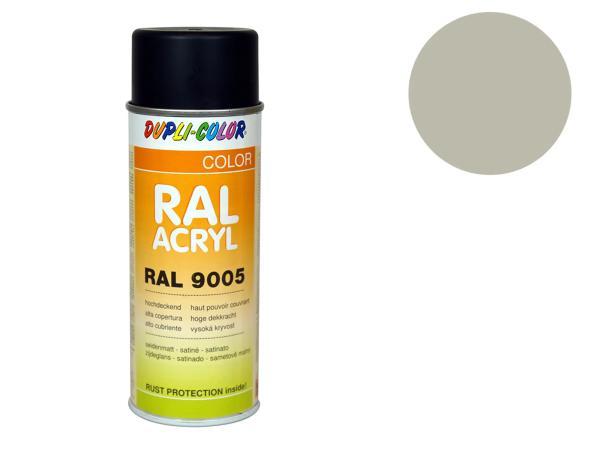 Dupli-Color Acryl-Spray RAL 7032 kieselgrau, seidenmatt - 400 ml
