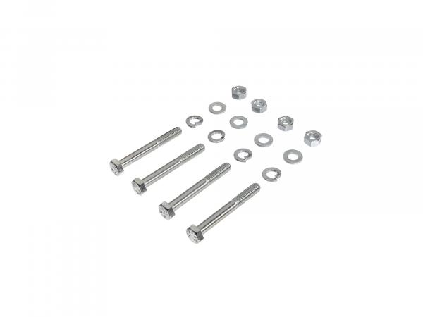 Set: Hexagon screws for luggage rack jack handle Schwalbe KR51/1, KR51/2