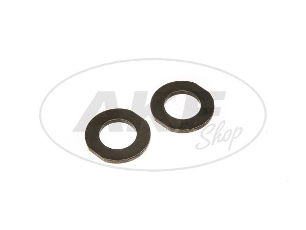 10063303 Set: 2x Anlaufscheibe 2,0mm für Kolben - S70, S83 - Bild 1