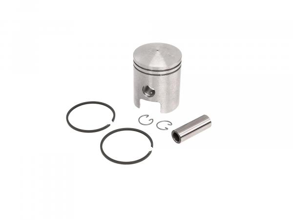 Piston for cylinder Ø52,50 - MZ TS125, ES125, ETS125 - RT125 (15 mm piston pin)
