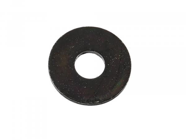 Washer A5,3-ST-A4R (DIN 9021) - black galvanized - 5,3 x 15 - 1,2