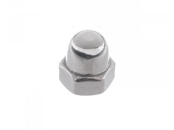Hexagon cap nut M4 - DIN1587