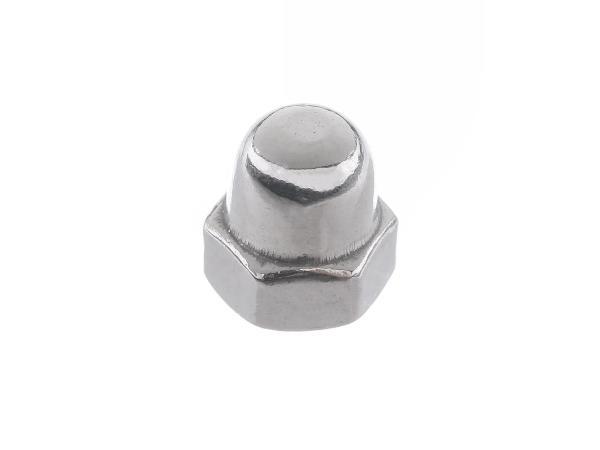 Sechskant-Hutmutter M4 - DIN1587