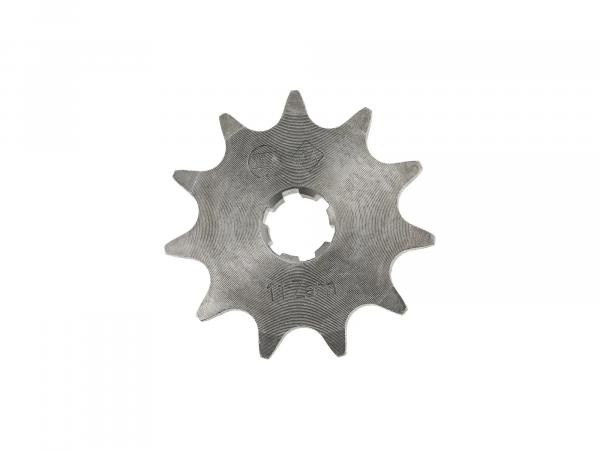 sprocket, small sprocket, 11 teeth - for Simson S50, KR51/1 Schwalbe, SR4-2 Star, SR4-3 Sperber, SR4-4 Habicht
