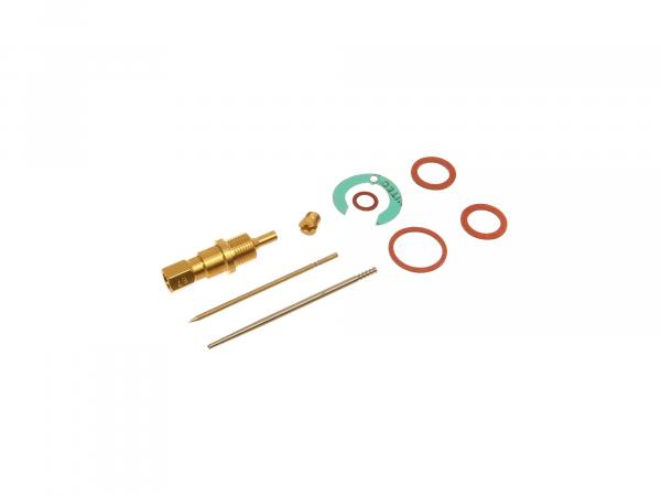 Repair kit for carburettor NB20 (flat slide type) - for IWL Pitty