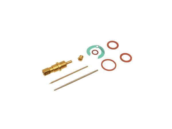 Reparatursatz für Vergaser NB20 (Typ Flachschieber) - für IWL Pitty