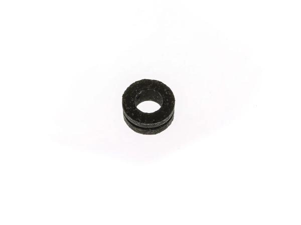 Gummi - Kabeltülle A10 x 1,5 Scheinwerfer S51, Rücklicht Schwalbe Simson S51, S50, S70, Schwalbe KR51/2