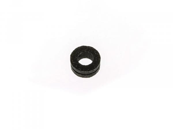 rubber cable grommet A10 x 1,5 headlight S51, rear light Schwalbe Simson S51, S50, S70, Schwalbe KR51/2
