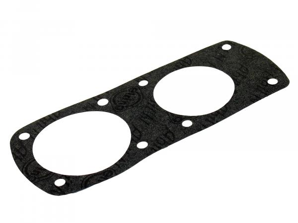 Gasket for rear end cap (gear cover) BK350