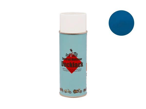 Spraydose Leifalit Decklack Hellblau - 400ml