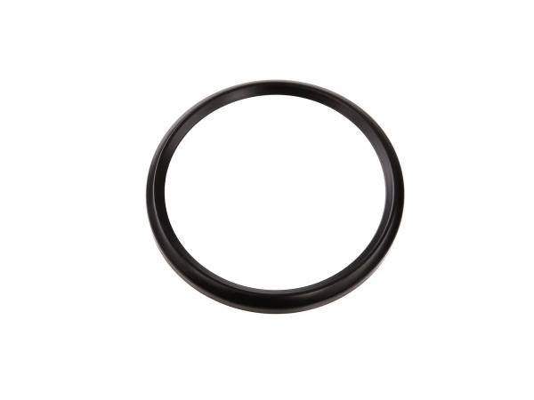 speed ring Ø80mm, black for speedo and rev counter ETS/TS/ETZ