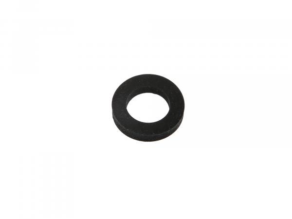 Rubber washer for star grip nut Simson Schwalbe KR51, Star SR4-2, Sperber SR4-3, Habicht SR4-4, SR50, SR80