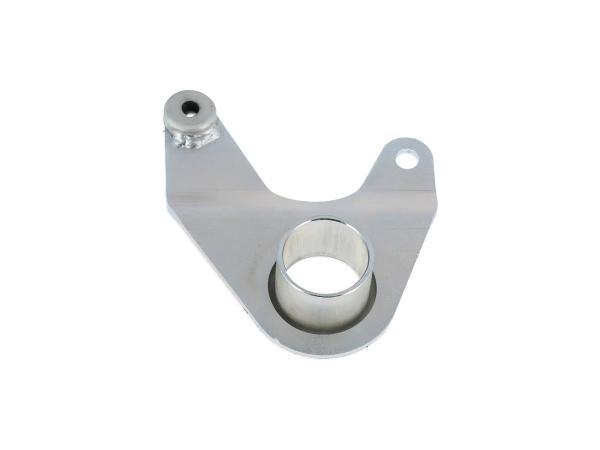 Motorschuh links mit Gewinde - MZ ETZ125, ETZ150