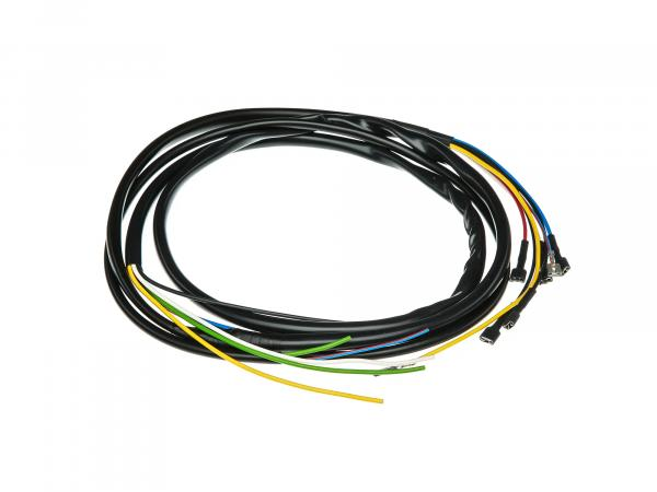 Cable harness system suitable for AWO