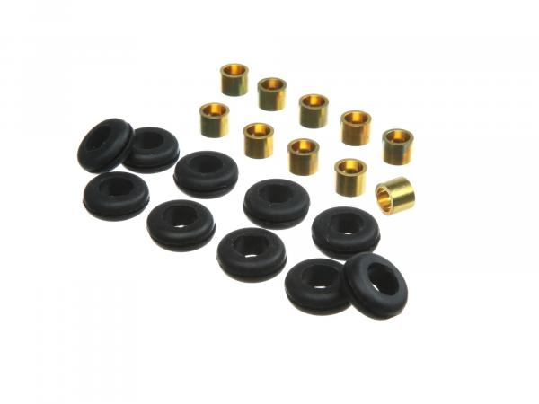 Rubber bearing - 10 pieces