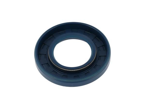 10058811 Wellendichtring 25x47x07, blau - Simson SL1 Mofa - Bild 1
