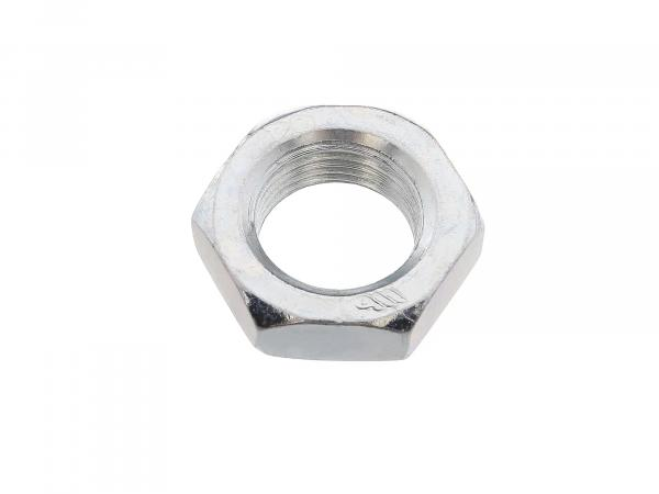Hexagon nut M20x1,5 low form - DIN439B