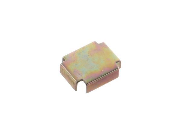Bremsbackenzwischenlage (1,0 mm stark) für MZ