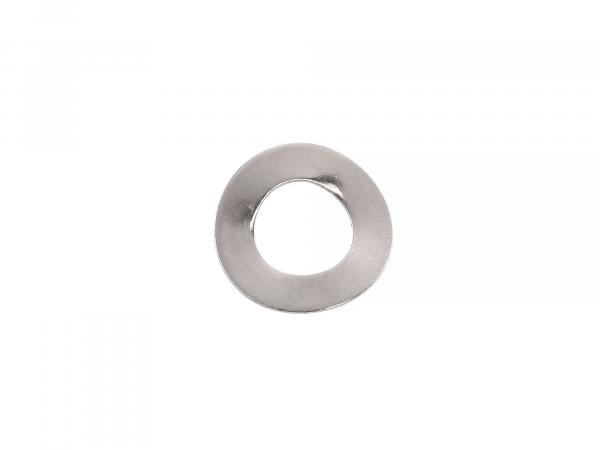 Spring washer A5-Fst-E4J (DIN 137) - curved - nickel-plated