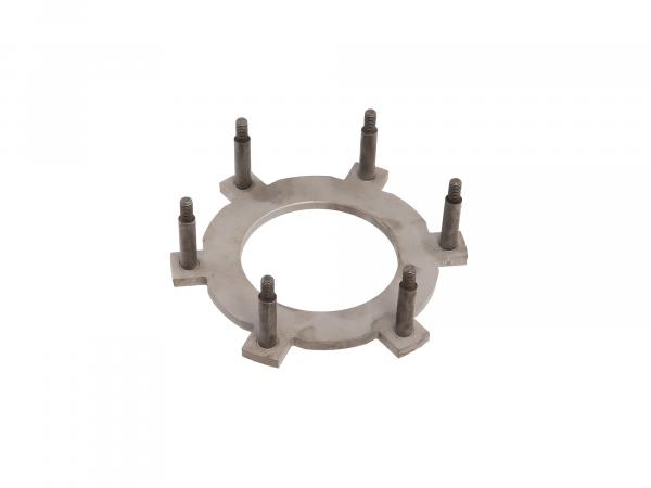 Pressure plate with spacer bolt ES175, ES250, TS250, ETZ250, ETZ251, ETZ301