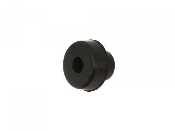 10056617 Gummi - Auflagekörper vorn für Tank - für MZ ES125, ES150, ES175/2, ES250/2, ETS250 Trophy Sport - Bild 1