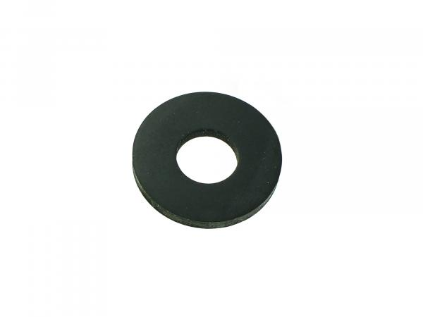 Rubber washer - thrust washer Ø8x20x2 (NBR 65) KR50 SL1