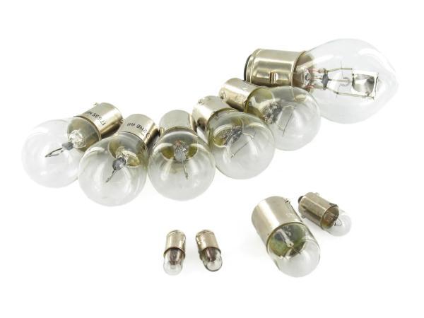 10063165 Glühlampensatz 6V 35/35W - für Simson S50, S51, S70 - Bild 1