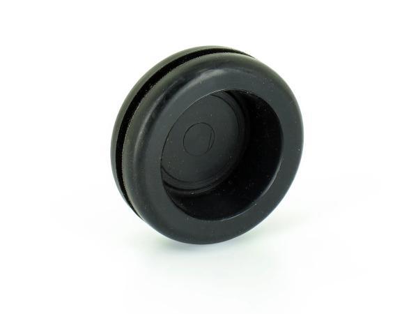 Cable grommet closed - Rubber grommet, grommet, plug - 10x30x34-3,0 (d1xd2xD-b) - Würth 5616681