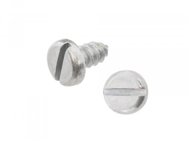 Cylinder tapping screw, slotted 4.8x9.5 - DIN7971