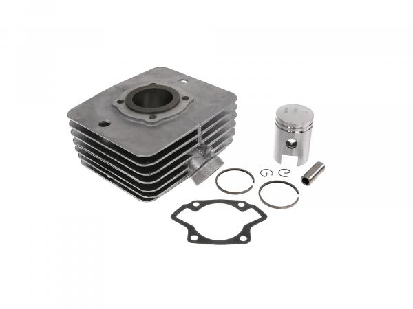 Set: cylinder + piston, 50ccm - Simson S50